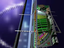 Mosaique Projets architecture